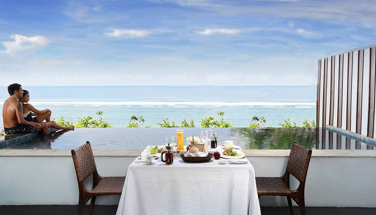 Samabe Bali Resort & Villas Bali - Kamar tamu