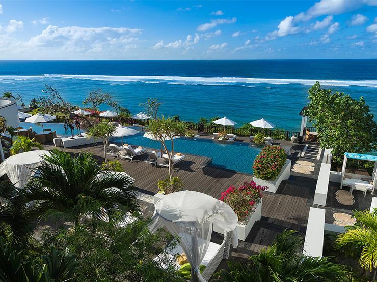 Samabe Bali Resort & Villas Bali - Pemandangan Resor
