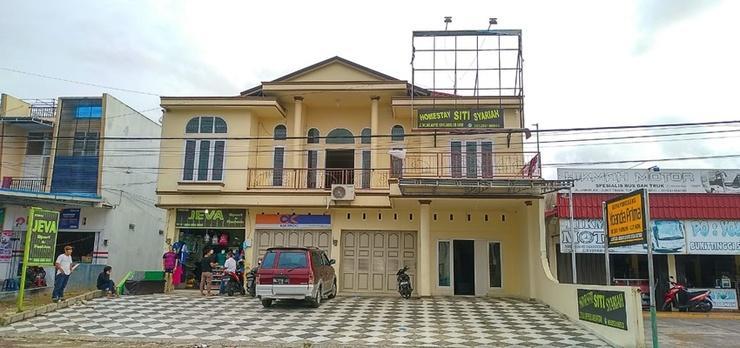 Homestay Siti Syariah Bukittinggi - Exterior