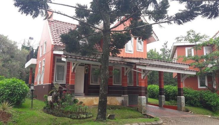 Villa Kota Bunga Blok R By DCM Cianjur - Exterior