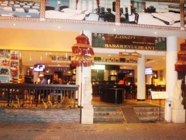 Losari Hotel & Villas Bali - Eksterior