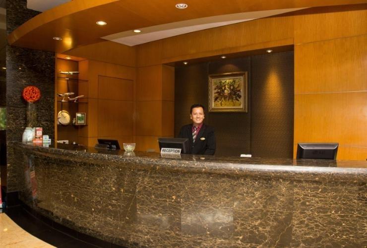 Manado Quality Hotel Manado - Reception