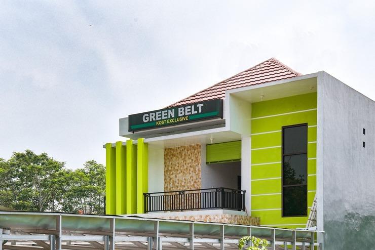 Green Belt Yogyakarta - Tampak depan