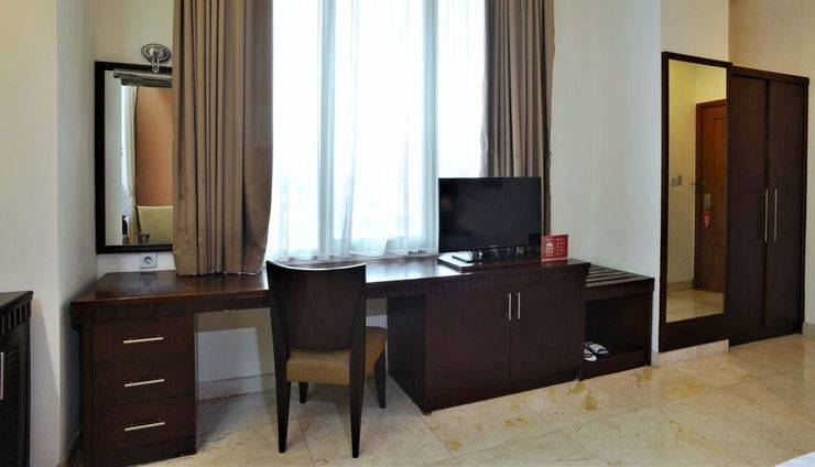 ZEN Rooms near Grand Indonesia Mall Jakarta - Fasilitas kamar