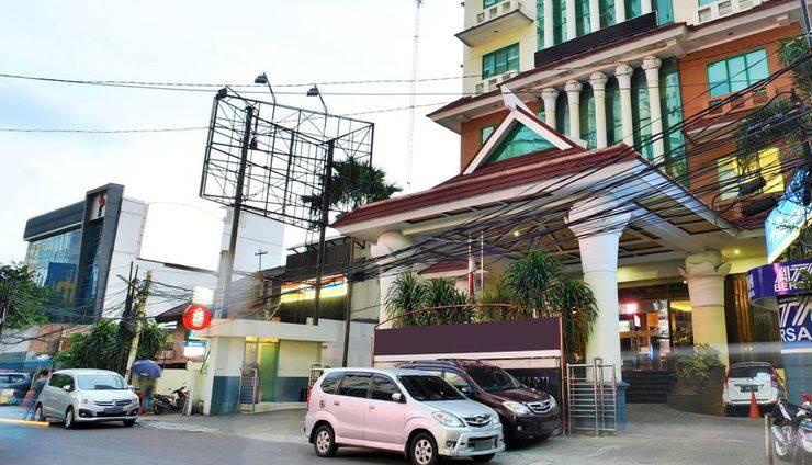 ZEN Rooms near Grand Indonesia Mall Jakarta - Tampak luar