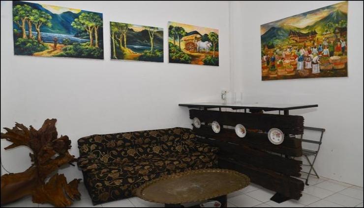Friendly Hotel Bukittinggi - interior