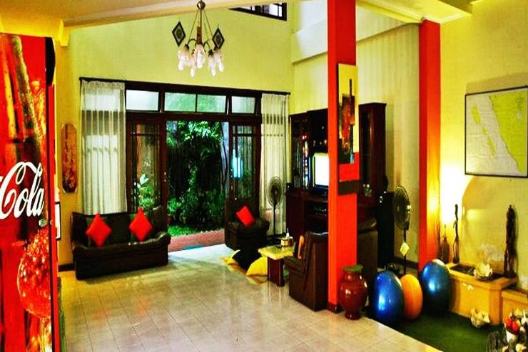 New House  Padang - Interior
