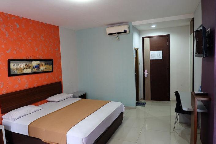 Hotel Fiducia Serpong - Kamar