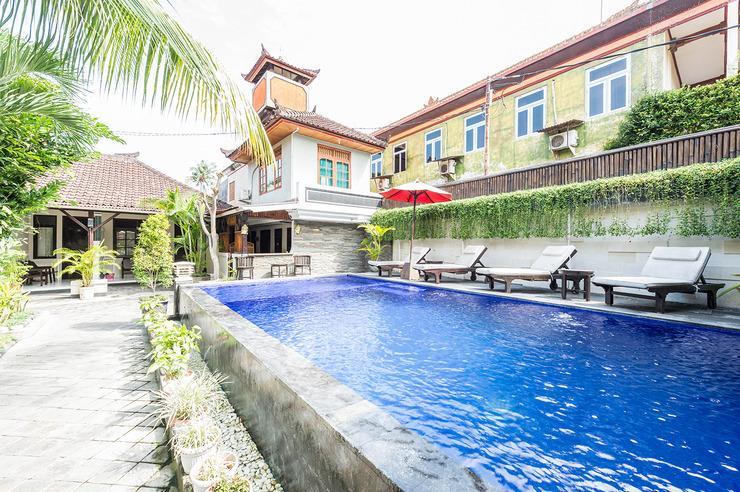Airy Legian Gang Bendesa 4 Kuta Bali - Pool