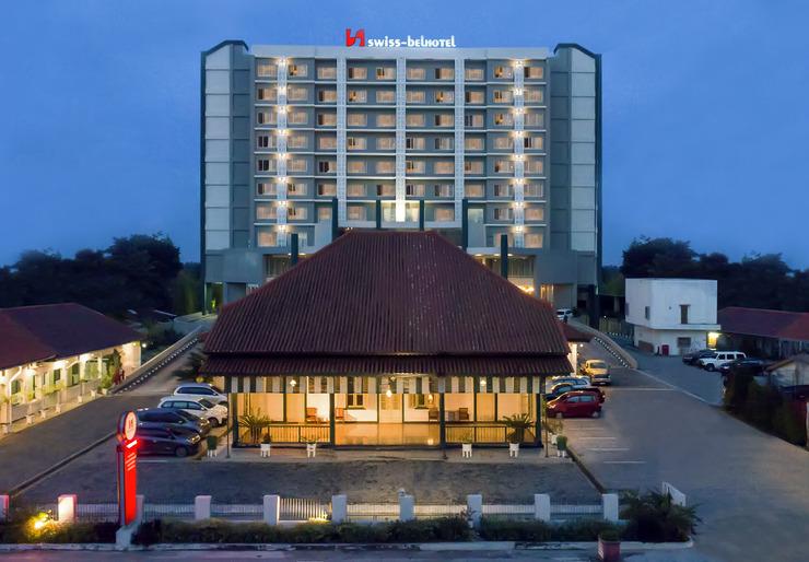 Swiss-Belhotel Pangkalpinang Pangkalpinang - Exterior