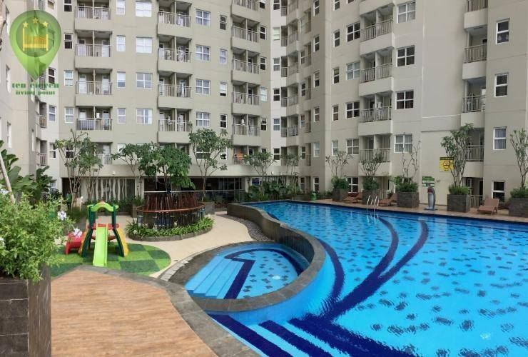 Ten Eleven Living Point Bandung - Pool