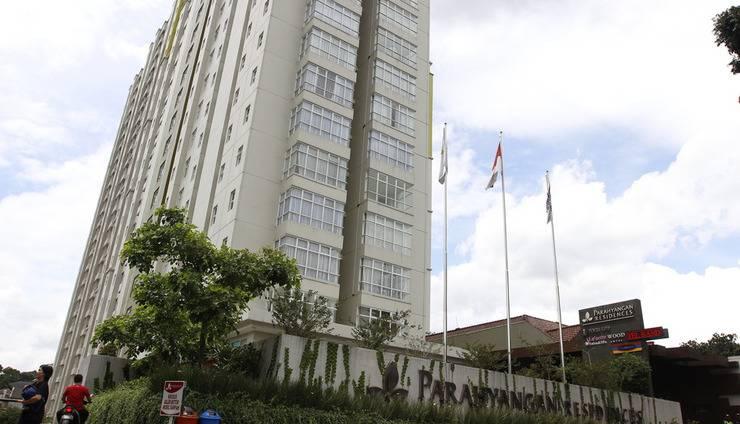 Ten Eleven Living Point Bandung - gedung