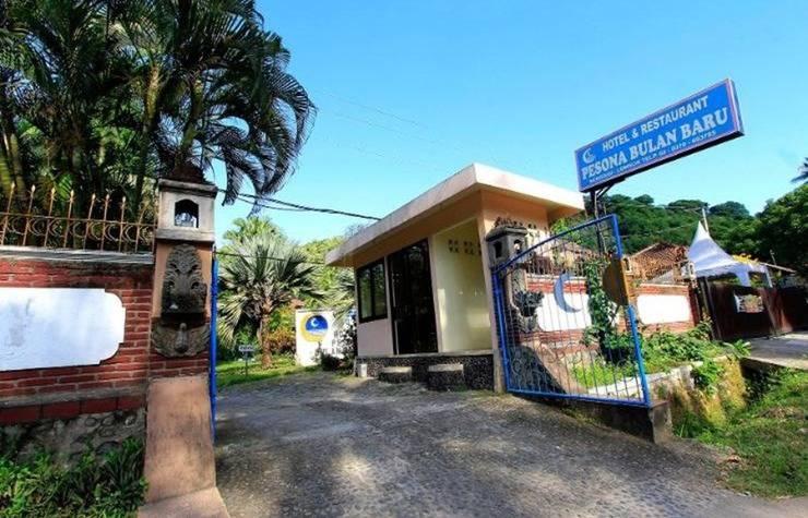 Pesona Bulan Baru Hotel Lombok - Eksterior