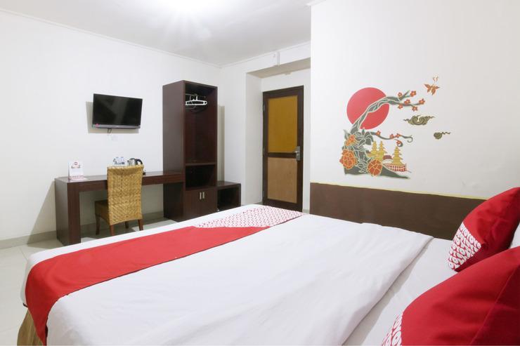 OYO 167 Dago's Hill Hotel Bandung - Bedroom