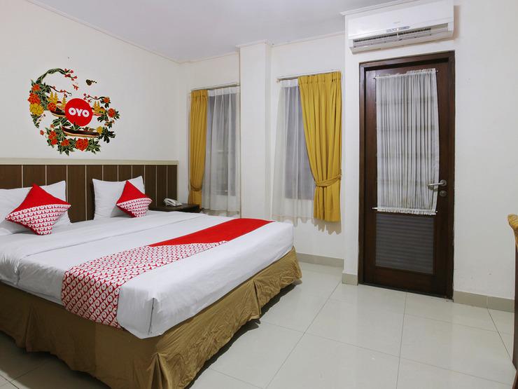 OYO 167 Dago's Hill Hotel Bandung - deluxe double
