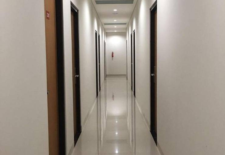 Cherry Homes Express Hotel Bandung - Koridor
