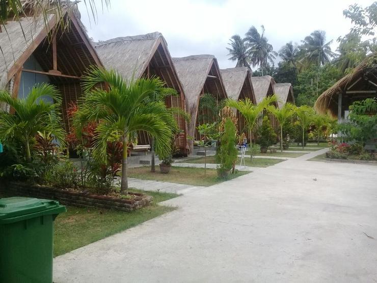 Palm Green Homestay Lombok - exterior