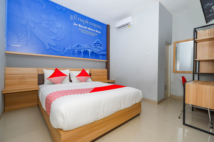 OYO 2545 Maddava House Solo - Guestroom D/D