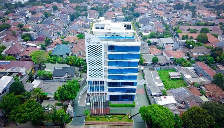 PSW Antasari Hotel Jakarta - Facade
