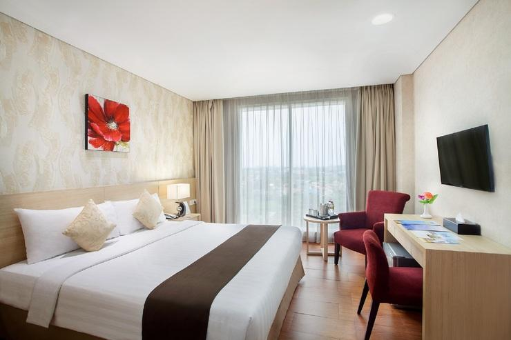 Days Hotel and Suites Jakarta Airport Tangerang - Room