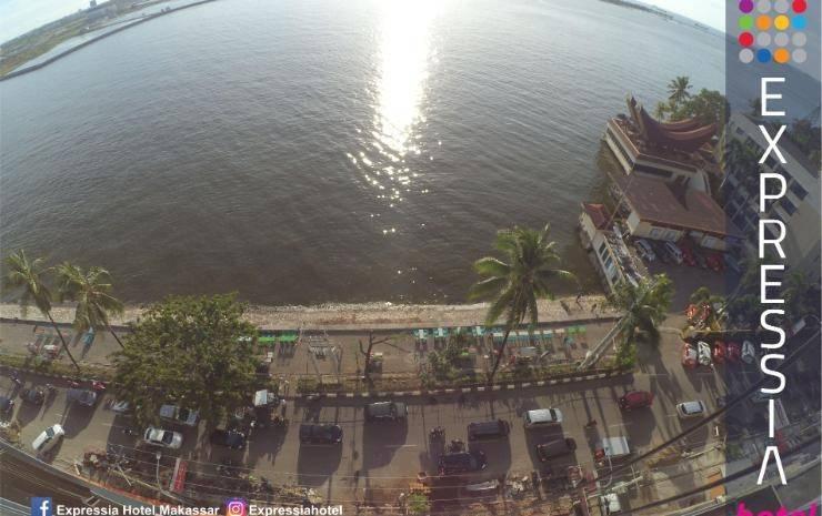 Expressia Hotel Makassar - Pemandangan