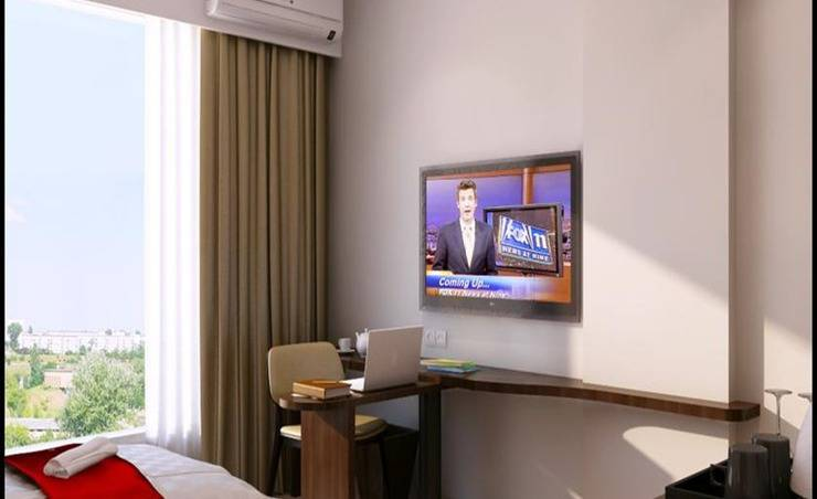 PrimeBiz Hotel Tegal - Kamar tamu