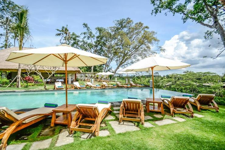The Hidden Paradise Hill Suites and Villas by EPS Bali - Pool