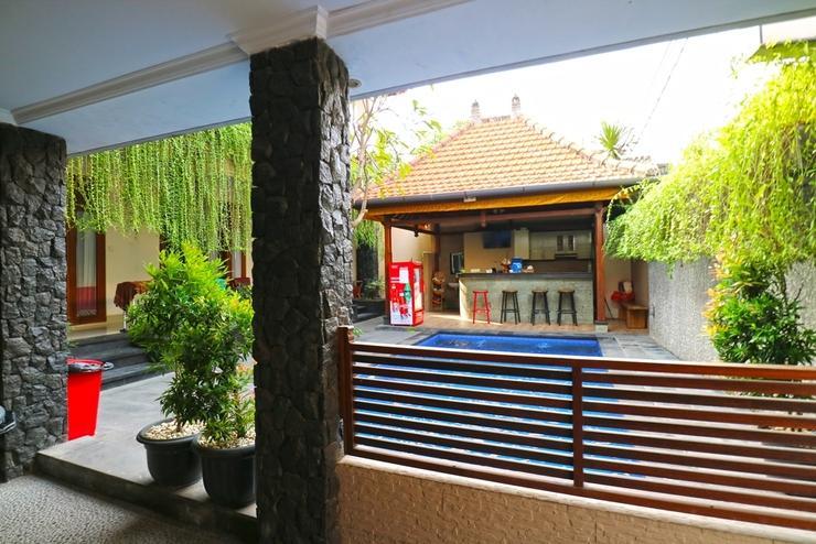 D'Astri Guest House Bali - building