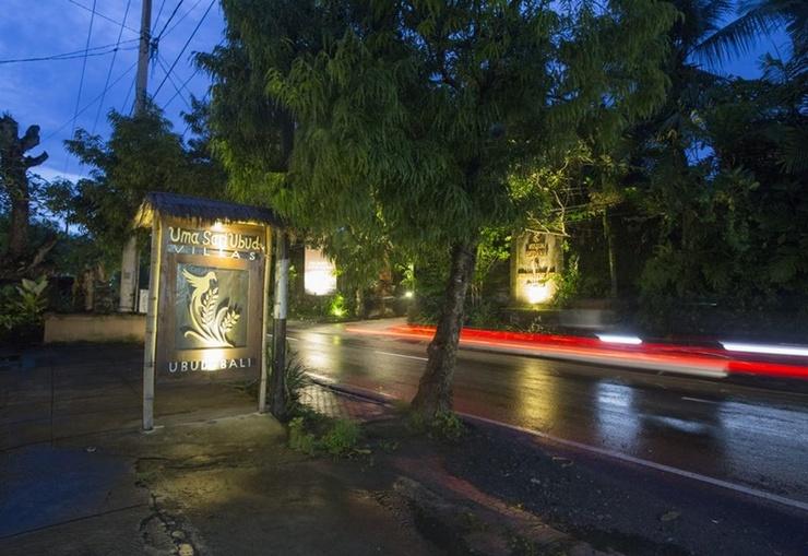 Uma Sari Villa Ubud Bali - Exterior