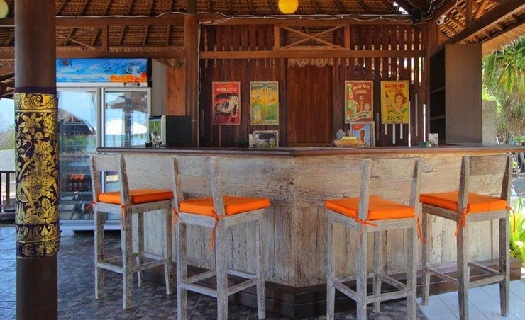 Pesona Mangrove Bungalow Lembongan - Restoran