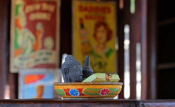 Pesona Mangrove Bungalow Lembongan - Interior