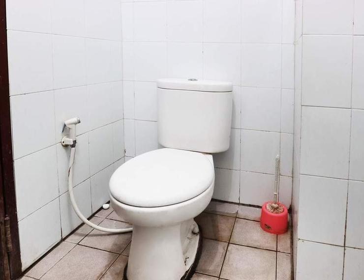 Homey Rooms Bandung - Bathroom
