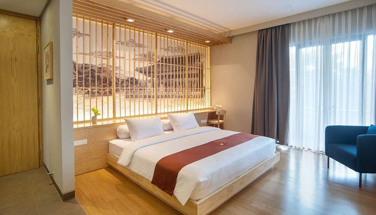 Tama Boutique Hotel Bandung - Suite King