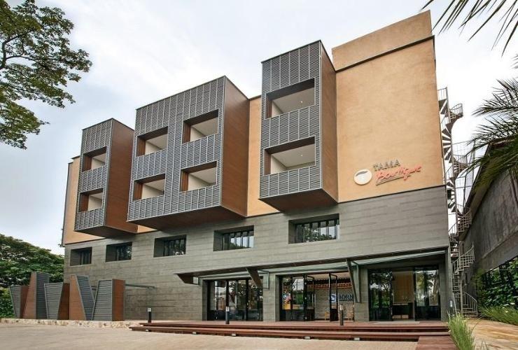 Tama Boutique Hotel Bandung - Appearance