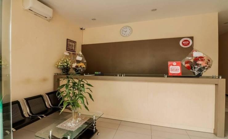 NIDA Rooms Sentral Samudra Pangeran Banjarmasin - Resepsionis