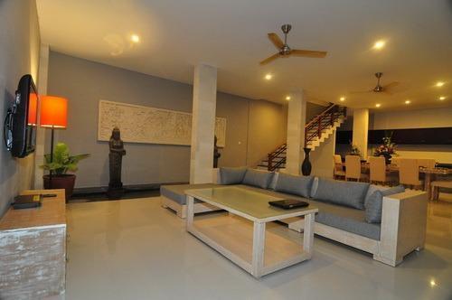 Apple Villa Bali - living room