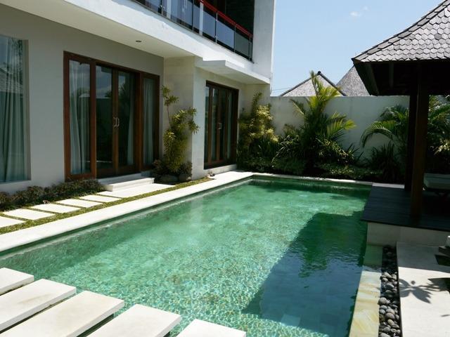 Apple Villa Bali - pool