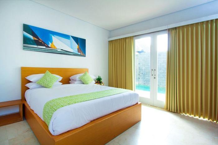 Apple Villa Bali - Bedroom Suite