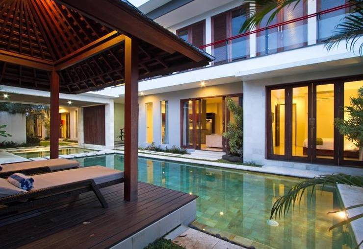 Alamat Review Hotel Apple Villas and Apartments - Bali