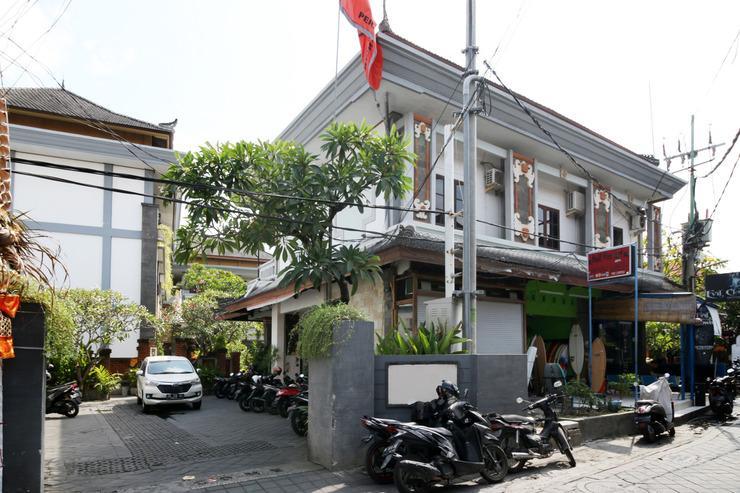 Airy Kuta Poppies Lane Dua Benesari Bali - Eksterior