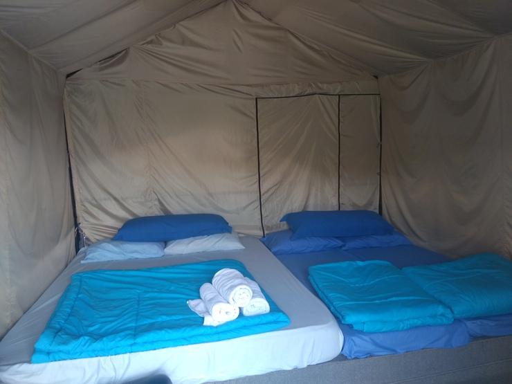 Maulana Hills Syariah Glamping Tent Bandung - Guest room