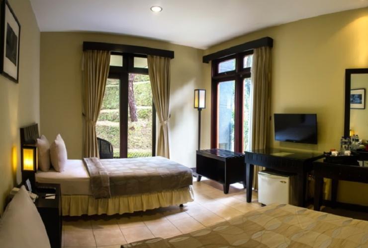 Puteri Gunung Hotel Lembang - Superior Terrace Double