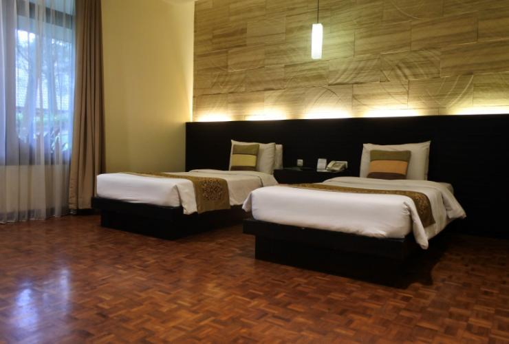 Puteri Gunung Hotel Lembang - Grand Deluxe Twin