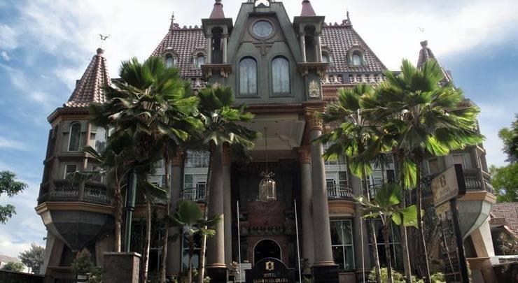 Hotel Gajah Mada Graha Malang - 27/1/2016