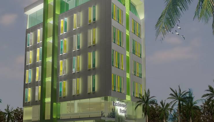 Review Hotel BIZ Boulevard Hotel (Manado)