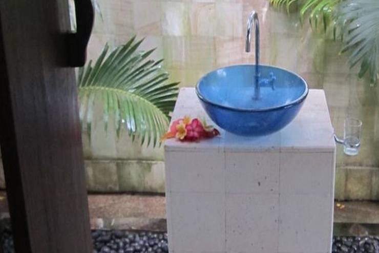 Rigils Lembongan Bungalows Bali - Wastafel