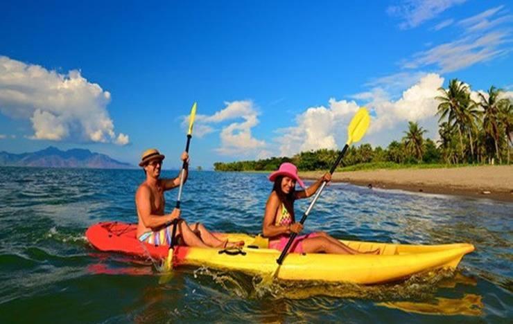 Coconut Garden Beach Resort Maumere -  Kayak