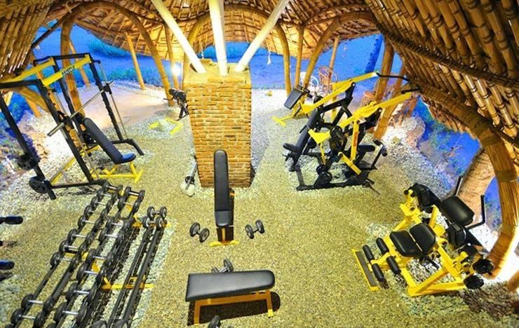 Coconut Garden Beach Resort Maumere -  Fitness