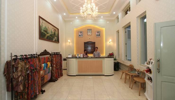 Harga Kamar Hotel Besar Purwokerto (Purwokerto)