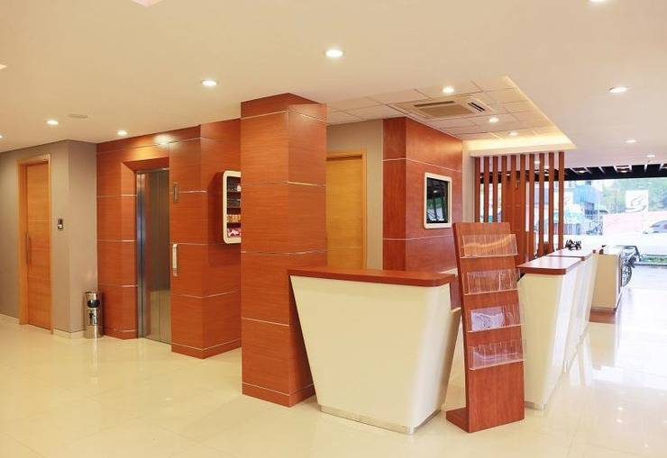 Citihub Hotel at Pecindilan Surabaya - Interior